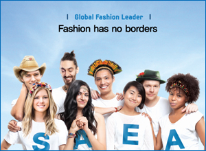 Sae-A Printed ad_Fashion has no boders