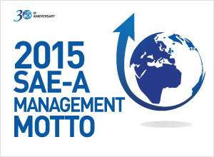 2015 SAE-A Management Motto